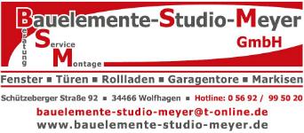 Bauelemente-Studio-Meyer GmbH